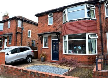 Thumbnail 3 bedroom semi-detached house for sale in Shaftesbury Avenue, Ecccles, Manchester