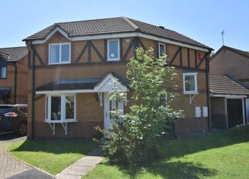 Thumbnail 4 bedroom detached house for sale in Norman Court, Oadby, Leicestershire