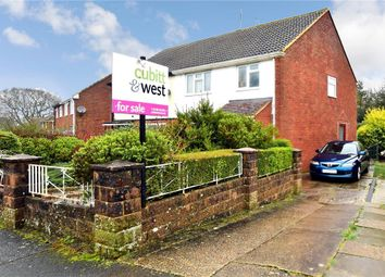 Thumbnail 3 bed semi-detached house for sale in Coombe Close, Langley Green, Crawley, West Sussex
