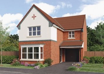 Thumbnail 3 bed detached house for sale in Croston Meadow Off Croston Road, Farington Moss, Leyland