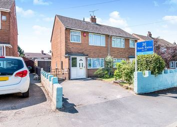 Thumbnail 3 bed semi-detached house to rent in Dorset Close, Stoke-On-Trent