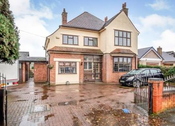 Thumbnail 4 bed detached house for sale in Bloxwich Road North, Willenhall, West Midlands