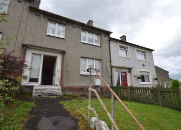 Thumbnail 3 bed terraced house for sale in Park Road, Calderbank, Airdrie, North Lanarkshire