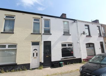 Thumbnail 3 bed terraced house for sale in Council Street, Ebbw Vale