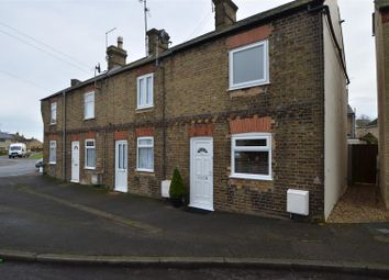 Thumbnail 2 bed end terrace house for sale in New Road, Ramsey, Huntingdon