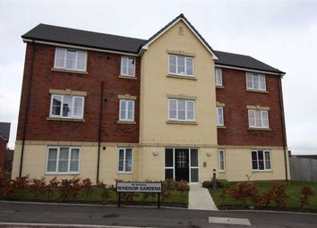 Thumbnail 2 bed flat to rent in Windsor Gardens, Heaton, Bolton