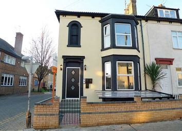 Thumbnail 5 bedroom end terrace house for sale in Eastfield Road, Peterborough, Cambridgeshire.