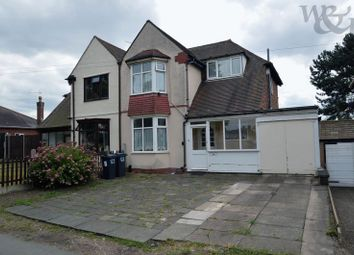 Thumbnail 3 bedroom semi-detached house for sale in Marsh Hill, Erdington, Birmingham