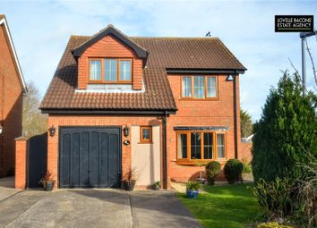 Thumbnail 4 bed detached house for sale in Shaw Drive, Grimsby, Nth East Lincs