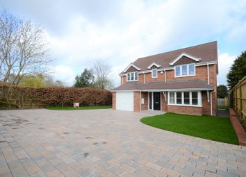 Thumbnail 4 bed detached house for sale in Erleigh Court Drive, Earley, Reading