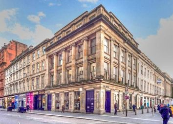 Thumbnail 2 bed flat for sale in Queen Street, Merchant City, Glasgow