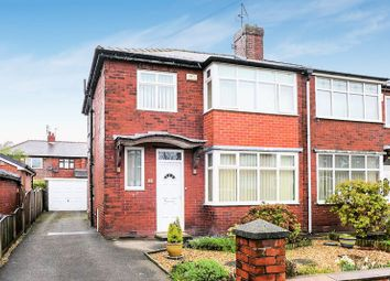 Thumbnail 3 bed semi-detached house for sale in Normanby Road, Walkden, Manchester