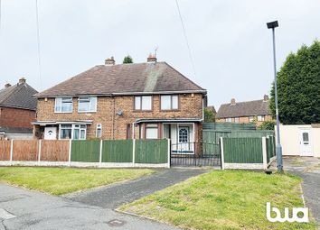 Thumbnail 3 bed semi-detached house for sale in 35 Archer Road, Leamore, Walsall
