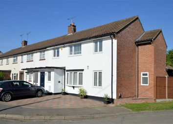 Thumbnail 4 bed end terrace house for sale in Green Glade, Theydon Bois, Epping