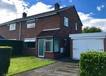 Thumbnail 3 bed semi-detached house to rent in Butterbache Road, Huntington, Chester