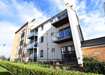 Thumbnail 2 bedroom flat for sale in Kingfisher Road, Portishead, Bristol