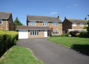 Thumbnail 5 bed detached house to rent in Bell Crescent, Longwick, Princes Risborough