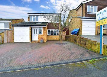 4 bed detached house for sale in Thistlebank, Walderslade, Chatham, Kent ME5