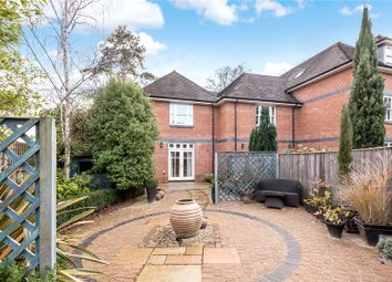 Thumbnail 2 bed end terrace house for sale in The Firs, Stockbridge Road, Winchester, Hampshire