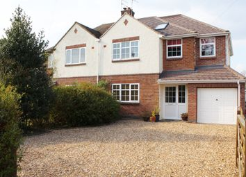 Thumbnail 4 bed semi-detached house for sale in Rouncil Lane, Kenilworth