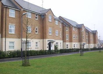 Thumbnail 2 bed flat to rent in Flaxdown Gardens, Rugby