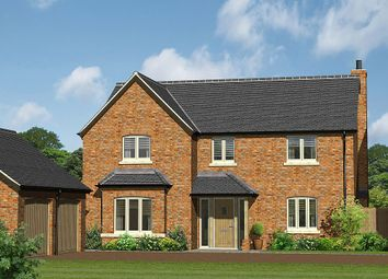 Thumbnail 5 bed detached house for sale in Cruckmeole Meadows, Cruckmeole, Hanwood, Shropshire