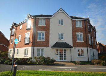 Thumbnail 2 bed flat for sale in Hawksey Drive, Stapeley, Nantwich
