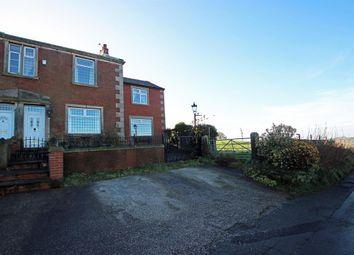 Thumbnail 5 bed semi-detached house for sale in Old School Lane, Tockholes, Darwen