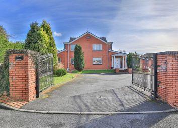 Thumbnail 5 bed farmhouse for sale in Sawel Court, Hendy, Swansea