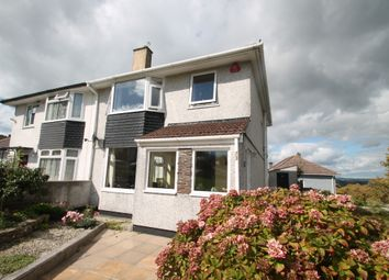 Thumbnail 3 bed semi-detached house for sale in Biggin Hill, Ernesettle, Plymouth