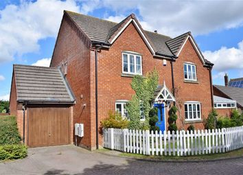 Thumbnail 4 bed detached house for sale in The Turnpike, Chippenham, Wiltshire
