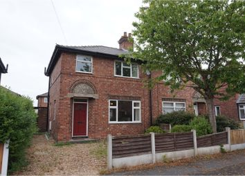 Thumbnail 3 bed semi-detached house for sale in Broadbent Avenue, Warrington