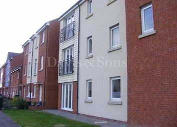 Thumbnail 2 bed flat to rent in Elisa House, Alicia Crescent, Newport, Newport.