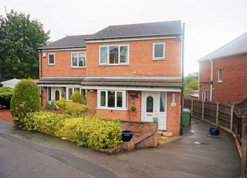 Thumbnail 3 bedroom semi-detached house for sale in Highfield View Road, Chesterfield