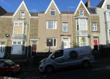 Thumbnail 5 bed terraced house for sale in Cromwell Street, Swansea, City And County Of Swansea.