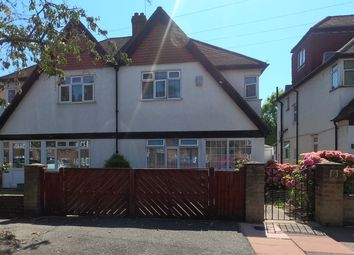 Thumbnail 3 bed semi-detached house for sale in Dorset Road, Beckenham