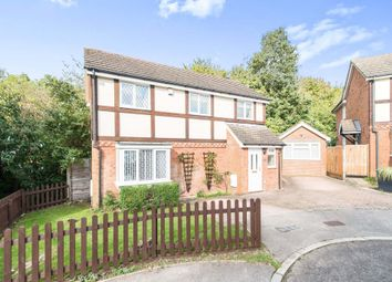 Thumbnail Detached house for sale in Inglewood Drive, Basingstoke