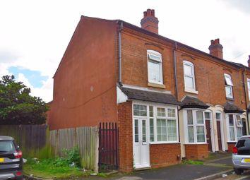 Blundell Road, Sparkhill, Birmingham B11. 2 bed terraced house