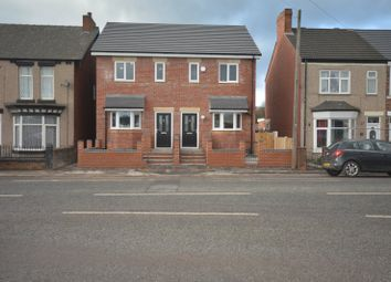3 bed semi-detached house for sale in Station Road, Whittington Moor, Chesterfield, Derbyshire S41