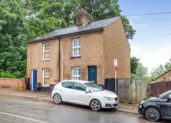Thumbnail 2 bed semi-detached house for sale in Port Hill, Hertford