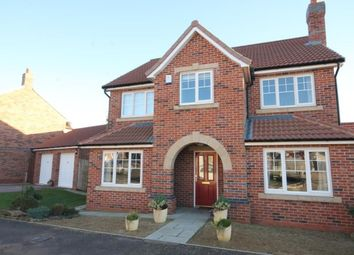 Thumbnail 4 bed detached house for sale in Askrigg Close, Delves Lane, Consett