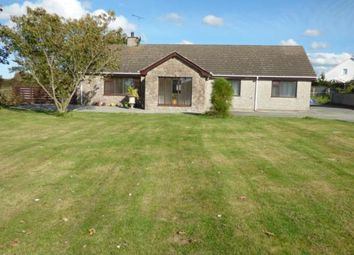 Thumbnail 3 bed bungalow for sale in Valley, Holyhead, Sir Ynys Mon