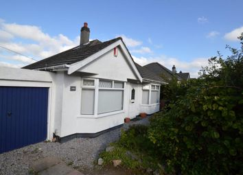 Thumbnail 2 bed detached bungalow for sale in Stanborough Road, Plymstock, Plymouth
