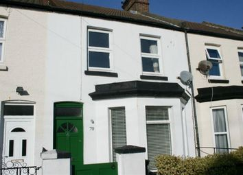 Thumbnail Terraced house to rent in Longstone Road, Eastbourne