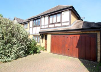 Thumbnail 4 bed link-detached house for sale in Edgell Road, Staines-Upon-Thames, Surrey