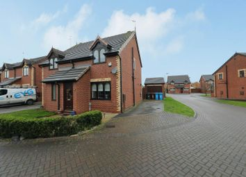 Thumbnail 2 bed semi-detached house for sale in Sabina Court, Hull