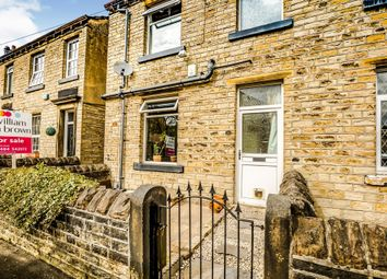 Thumbnail 2 bed end terrace house for sale in Stoney Cross Street, Taylor Hill, Huddersfield