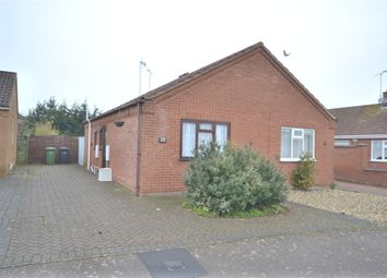 Thumbnail 1 bed semi-detached bungalow for sale in Earl Close, Dersingham, King's Lynn