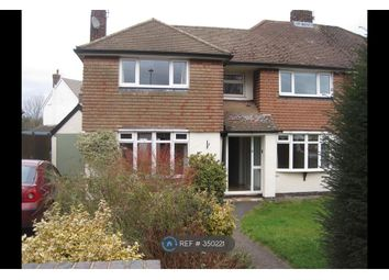 Thumbnail 3 bed semi-detached house to rent in Branting Hill Avenue, Glenfield