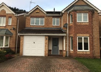 Thumbnail 4 bedroom detached house for sale in White Rose Avenue, Mansfield